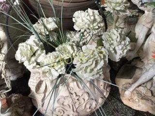 Flower bucket Garden Gnome