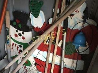 Frosty   Santa Cutouts