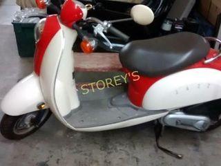 Honda Jazz Motor Bike   Great Shape