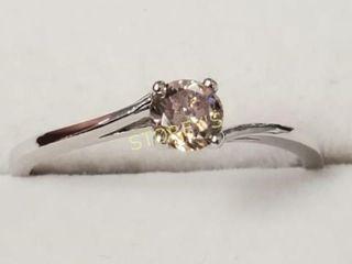 10K Diamond 0 3ct  Ring    1600