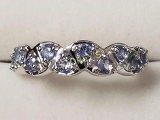 Tanzanite 1ct  Ring
