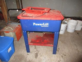 POWER lIFT PARTS WASHER