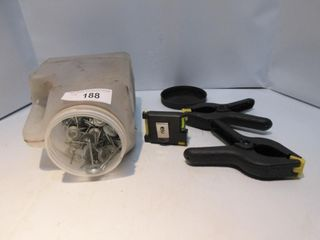 lOT  lEVEl  ClAMPS  MISC