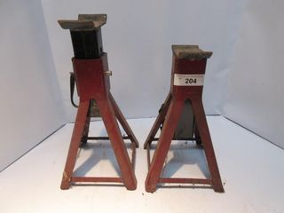 RED JACK STANDS