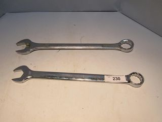 2 WRENCHES   1 1 4    1 1 2