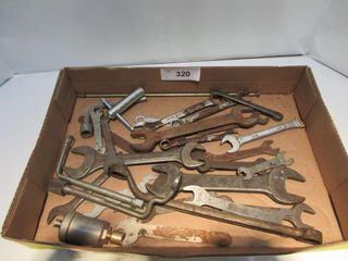 lOT  WRENCHES