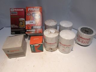 lOT  OIl FIlTERS