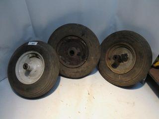 3 WHEEl BARROW TIRES
