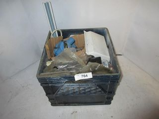 CRATE WITH CONTENTS