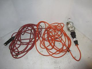 TROUBlE lIGHT   EXTENSION CORD