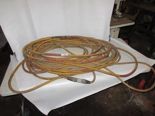 600V YEllOW WElDING CABlE