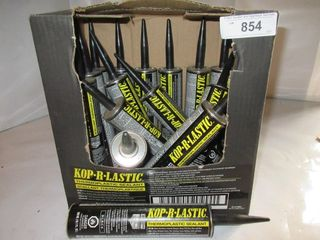 TUBES OF THERMOPlASTIC SEAlANT