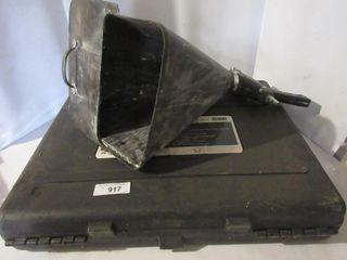 SPRAY GUN   EMPTY BOX