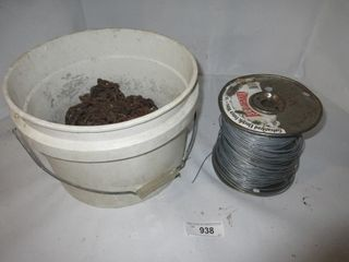 ElECTRIC FENCE WIRE  CHAIN