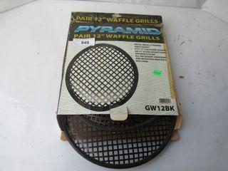 WAFFlE GRIllS