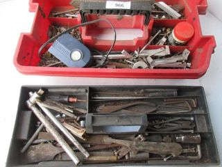 RED   BlACK TOOl CADDY S W  CONTENTS