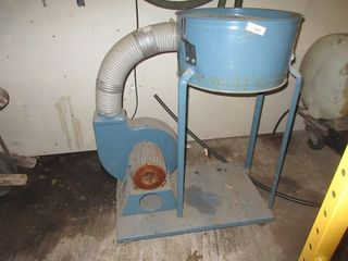 PARTS OF A DUST COllECTOR
