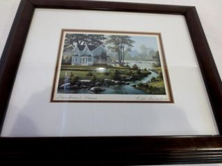 GRANDMA S HOUSE  BY BIll SAUNDERS   15 X 13 H
