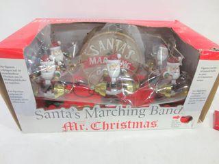 SANTA S MARCHING BAND