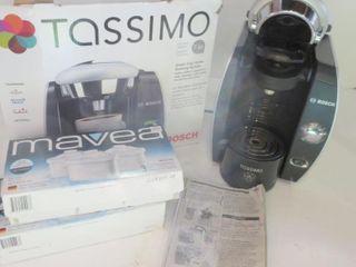 BOSCH TASSIMO HOME BREWING SYSTEM