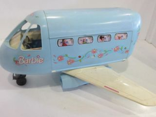 BARBIE AIRPlANE BY MATTEl   22 X 13 H
