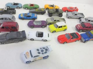 COllECTIBlE DIE CAST TOY CARS