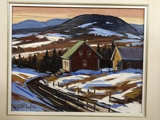 RAYNAlD lEClERC  1961   DAIRY COUNTRY