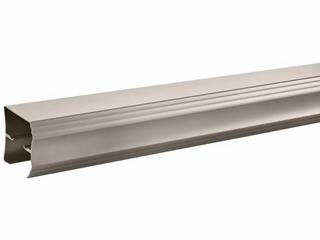Delta Shower Hardware Traditional Sliding Shower Door Track Assembly Kit in Nickel  Step 2  Satin Nickel SDlSD60 NIK R