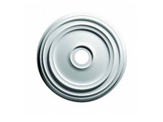 Focal Point 83031 31 Inch Rotunda Medallion Primed White