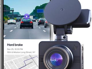 Nexar Beam GPS   Full HD 1080p Dash Cam   2021 Model   32 GB SD Card Included   WiFi   Unlimited Cloud Storage RETATIl  109 95