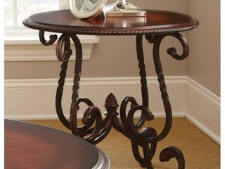 Canterbury Elegant End Table by Greyson living Retail 149 99