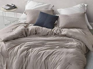 Papier Mache Oversized Comforter   100  Cotton Retail 117 49