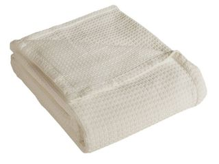 Grand Hotel Woven Cotton Throw Blanket