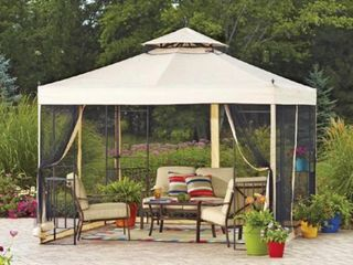 Sunjoy Replacement Canopy set for l GZ414PST Athena gazebo Retail 139 99