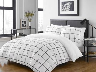 City Scene Zander Duvet Cover Set
