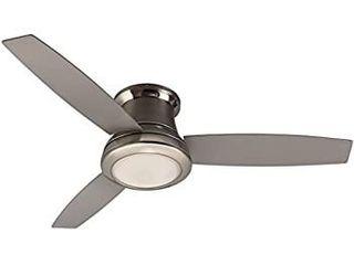 Ceiling Fan led Indoor Flush Mount light Kit And Remote Sailstream 44   3 blade
