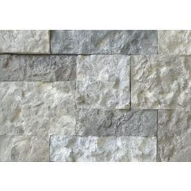 AirStone Spring Creek DryStack Faux Stone Veneer Flat  Qty 9