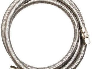 Eastman 10 ft 1 4 Compression Inlet X 1 4 Compression Ice Maker Connector