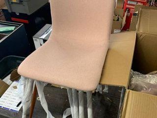 Carson Carrington Viken Mid Century Modern Upholstered Dining Chair  Set of 4