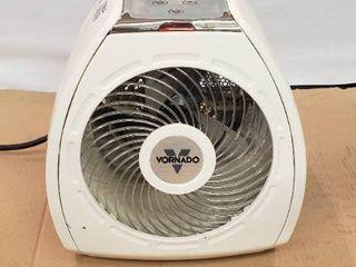 Vornado Heater Fan Model TVH 500