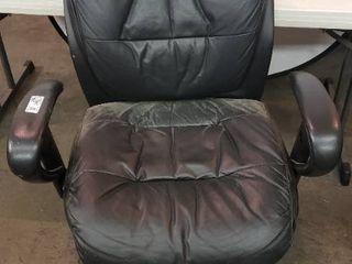 Desk Chair leather Adjustable