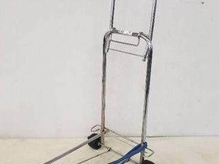 Metal Folding Cart