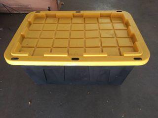 Tough Box 27 Gallon Storage Tote