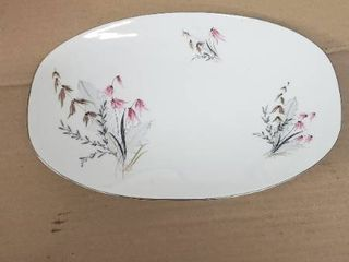50 Pieces of Fine China Dining Ware