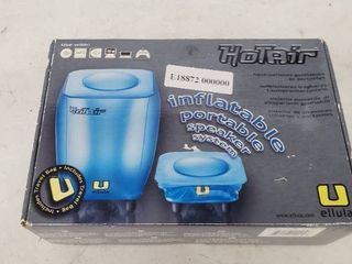 Inflatable Speakers