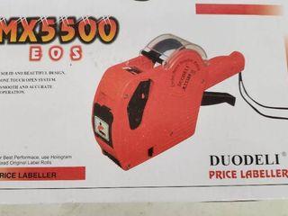 Price labeler MX5500
