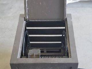 20in X 16in X 21in AMES Metal Water Hose Reel And Hideaway