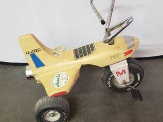 Vinage Murray Airplane Trike