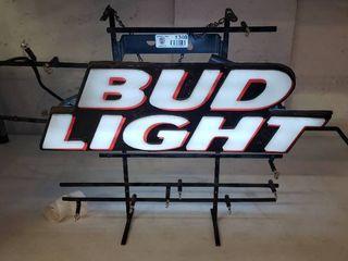 Bud light Sign