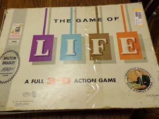 VINTAGE lIFE GAME